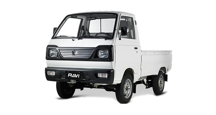 Suzuki pickup